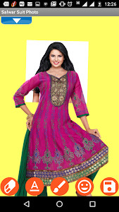 Salwar Suit Photo Shoot screenshot 10