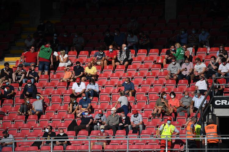 Et maintenant, quid des supporters dans les stades de Pro League ?