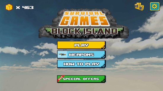 Survival Games Block Island - náhled