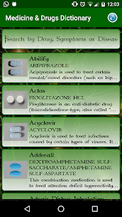 Medicine & Drugs Dictionary App Download For Android 1