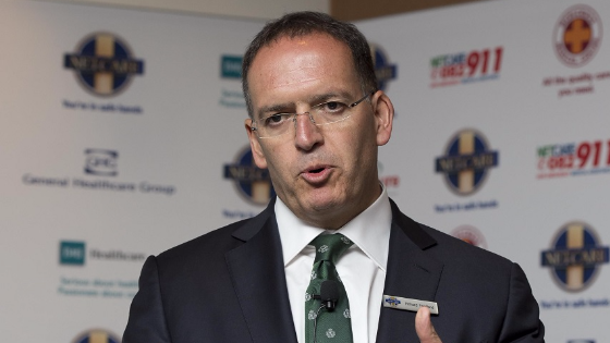 Netcare CEO Richard Friedland. Picture: MARTIN RHODES