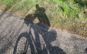 Photo: Day 23 - Me and My Shadow by Rog! #2