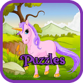 Princess Pony Puzzles