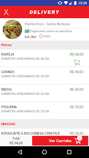 Pastta D'oro Pizzaria- screenshot thumbnail
