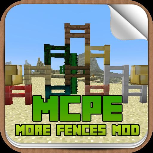 More Fences Mod