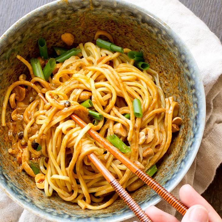 Szechuan Dan Dan Noodles
