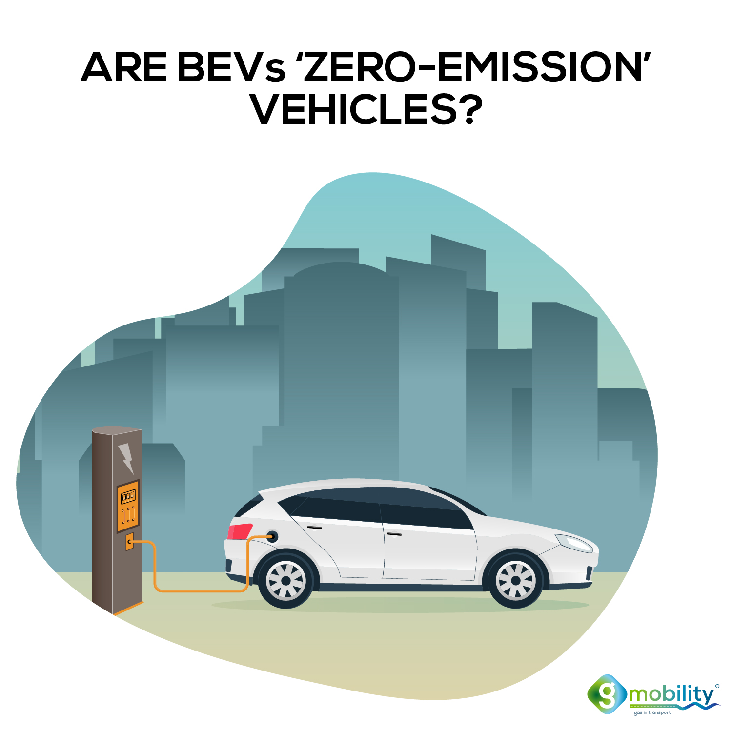 Are Battery-Electric Vehicles truly 'zero-emissions'?