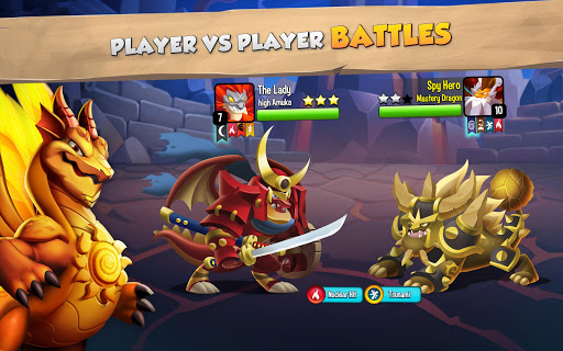 Dragon City screenshot 7