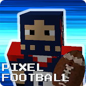 Pixel Football -Tap Touch Down