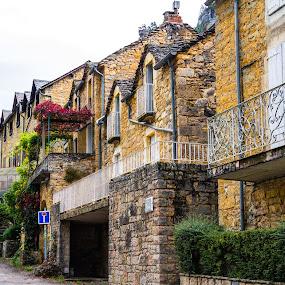 France by John Herlo - City,  Street & Park  Neighborhoods