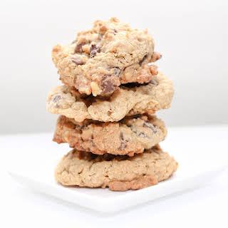 Love Thy Neighbors Chocolate Chip Oatmeal Cookies.