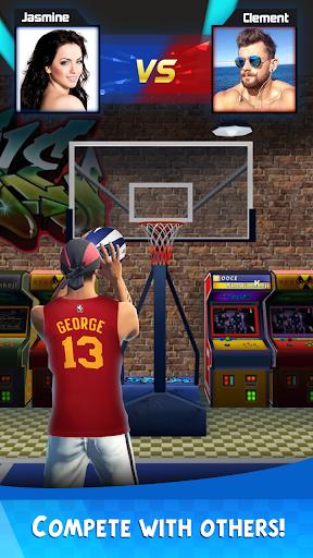 Basketball Tournament - Free Throw Game 1.2.0 screenshots 1