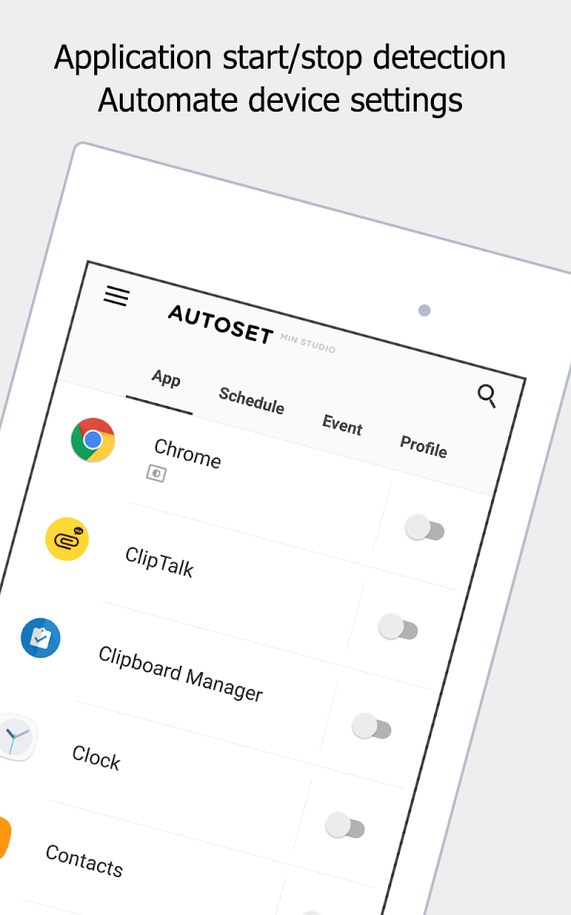 Autoset - Android Automation Device Settings Screenshot 14