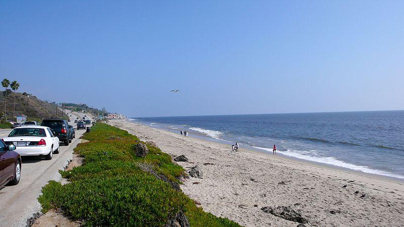 File:Malibu Beach - panoramio.jpg