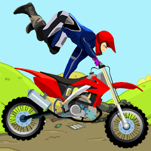 Motorcycle Hill Climb Racing for PC and MAC