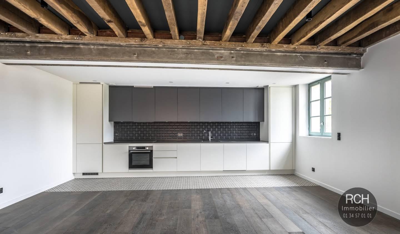 Appartement Montfort-l'Amaury