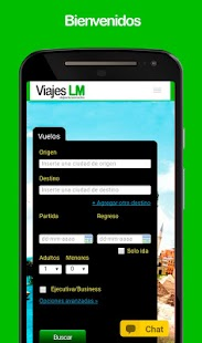 Viajes LM- screenshot thumbnail