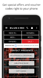 Blue Inc screenshot 0