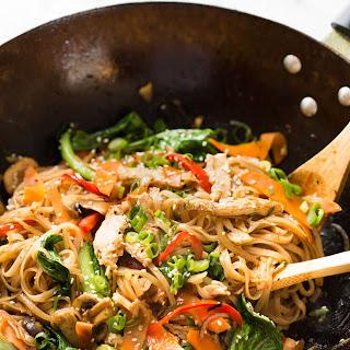 Stir Fried Noodles Oyster Sauce Recipes.