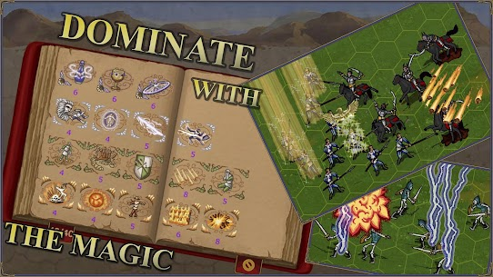 Castle fight: Heroes 3 medieval battle arena Mod Apk Download For Android 4