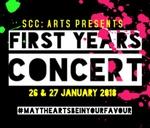 Eerstejaarskonsert / First Years Concert 2018 : NWU-Pukke KSR / SCC