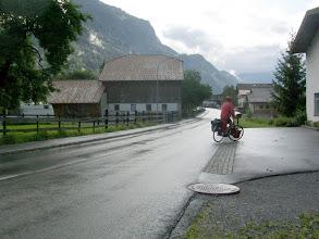 Photo: 10e Dag, zaterdag 25 juli 2009 Bludenz - Imst Dag afstand: 90.5km, Totaal gereden: 979 km . Op weg naar de Arlbergpas
