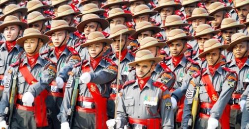 Image result for Assam Rifles granted power to arrest anyone in Northeast