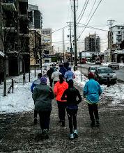 Photo: winter run january 2016