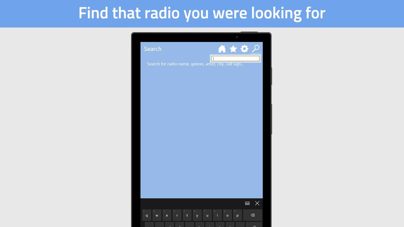 Mini Radio Player- screenshot