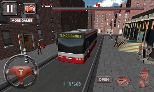SAN ANDREAS Bus Mission 3D 1.3 screenshots 2