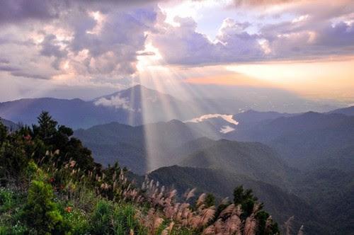 Vườn quốc gia Bạch Mã đẹp tựa tranh 10