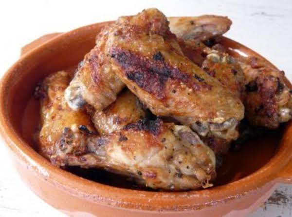 Basic Wing Recipe