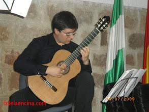 Photo: VIERNES 10 DE JULIO : SALON DE PLENOS. CONCIERTO DE FLAUTA Y GUITARRA.