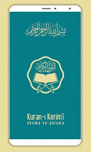 Kuran'ı Kerim (Reklamsız, İnternetsiz) - náhled