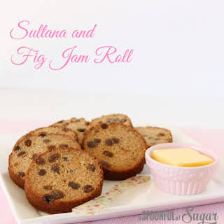 Sultana and Fig Roll.