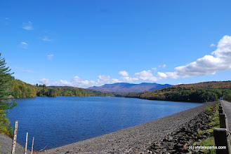 Photo: The Waterbury Reservoir can be viewed going to Little River State Park