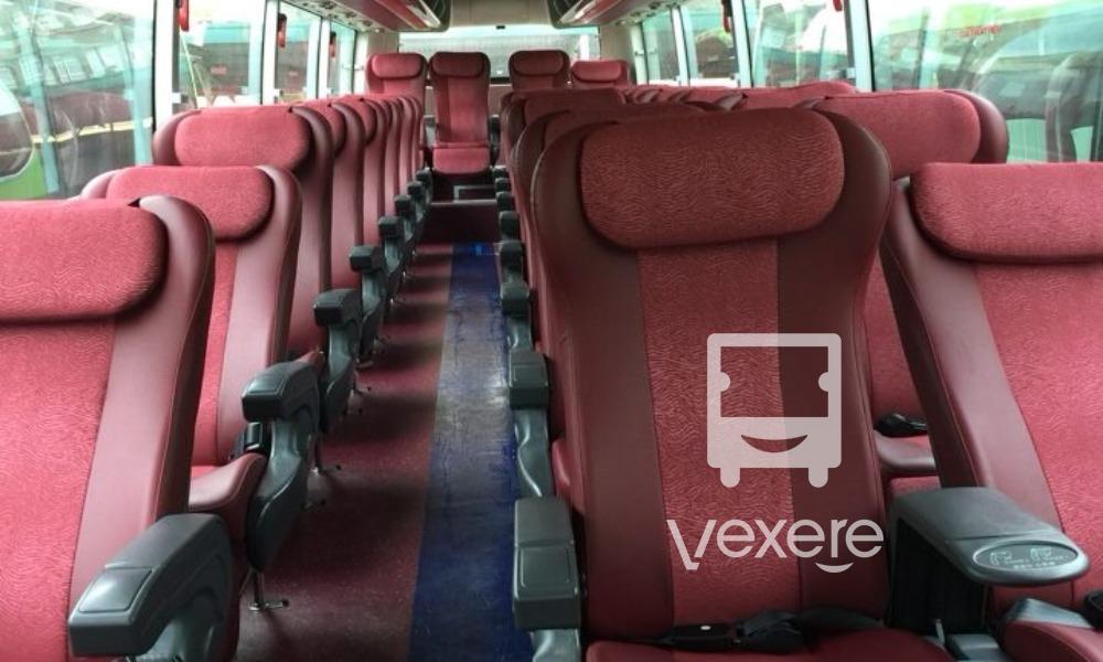 Xe ghế ngồi đi Nam Ninh