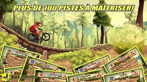 Code Triche Bike Mayhem Mountain Racing APK MOD screenshots 4