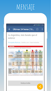 Argentina News - náhled
