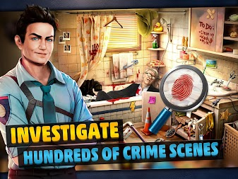 Criminal Case APK screenshot thumbnail 9