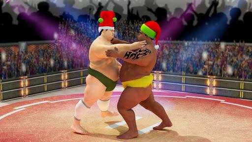 Sumo wrestling Revolution 2017: Pro Stars Fighting  screenshots 1