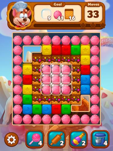 Sweet Blast: Cookie Land filehippodl screenshot 18