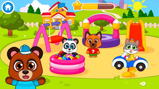 kindergarten - animals 1.0.6 screenshots 1