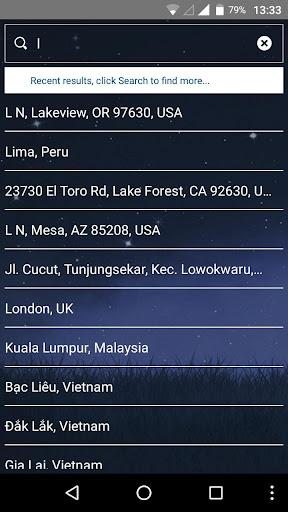 weather 8.6.8 Screenshots 6