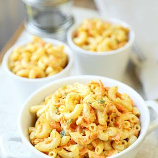 Healthier Hawaiian Macaroni Salad