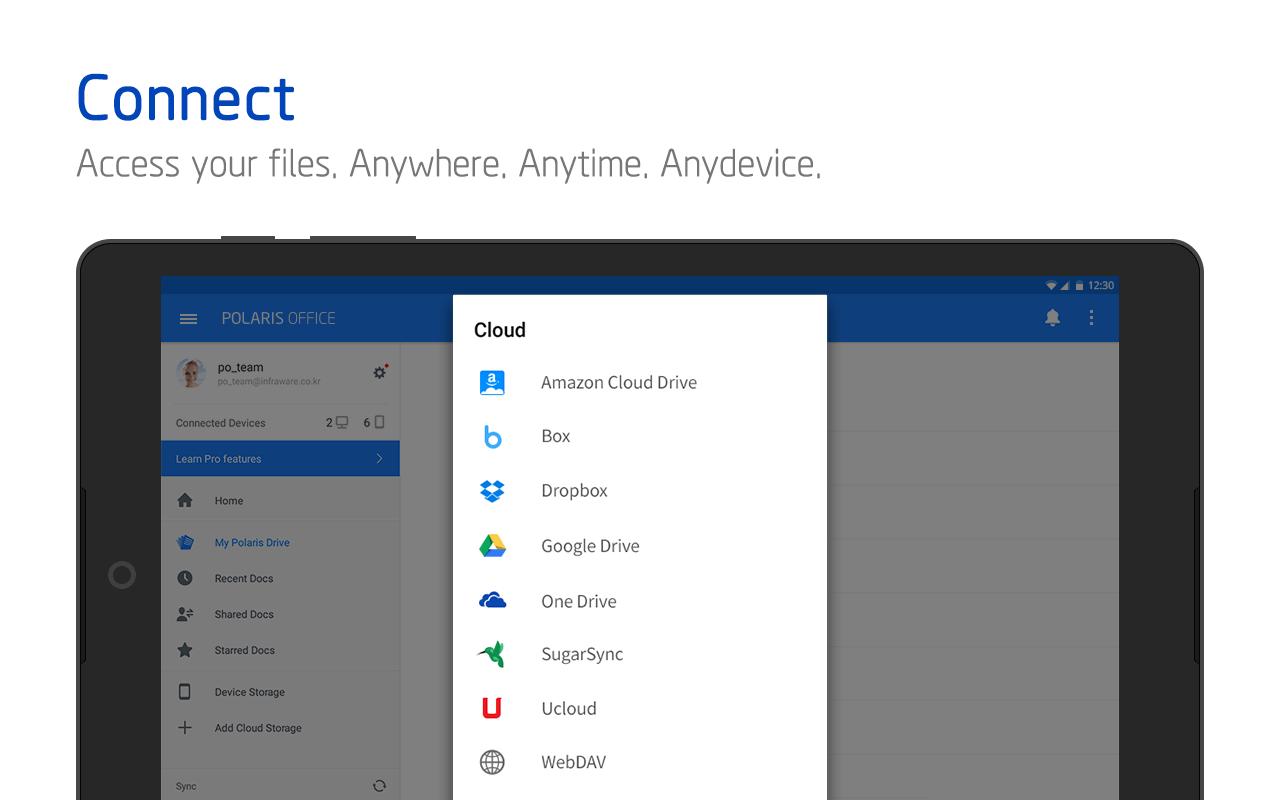 Polaris Office + PDF screenshot #15