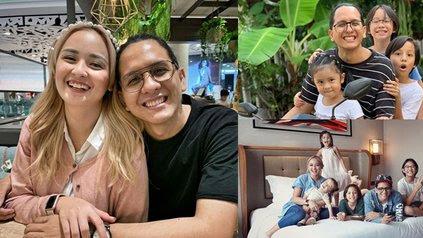 Kini Tinggal Kenangan, 8 Potret Hangat Raditya Oloan Suami Joanna Alexandra Bersama Anak-anak Tercinta - KapanLagi.com