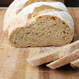 Rye with Caraway and Molasses.