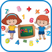 Kids Maths Game - Best Math Game for Kids(FREE)