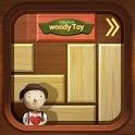 Woody Toy - Sliding Blocks icon